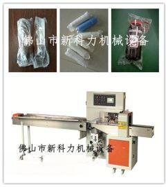 塑料瓶子包装机、广州瓶子套袋机