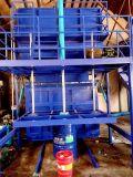青岛新美再生海绵设备价格多少用的是什么海绵材料生产再生绵tdp-100发泡机