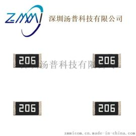 风华1206贴片电阻耐压 车规厚膜片式固定电阻器