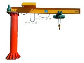 0.5吨臂式悬臂起重机混凝土固定旋臂吊中型起重装备