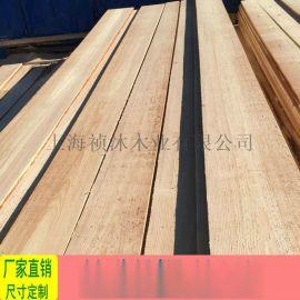 樟子松无节板 烘干 自然宽  家具板材 床板 实木