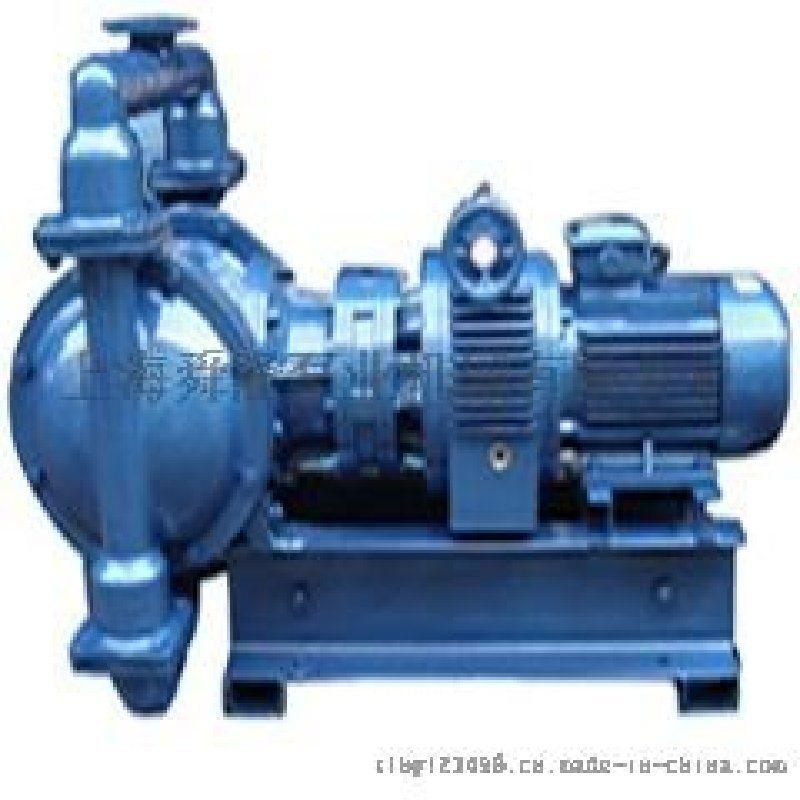 上海舜隆泵业供应DBY-L型无极调速电动隔膜泵
