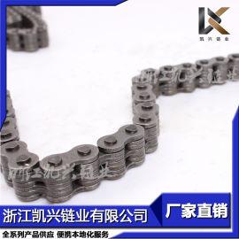 BL634板式链 浙江凯兴板式链 轿运车板式链