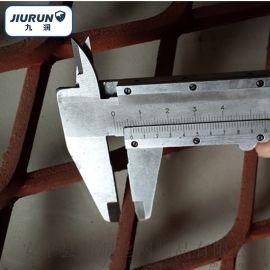 菱型钢板网 1-8mm重型钢板网 钢板网规格