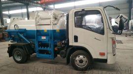 东风牌餐厨垃圾车 泔水收集运输处理车