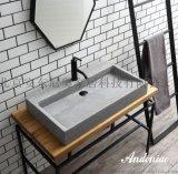 精磨石盆、水泥盆、个性台盆、安东尼奥卫浴