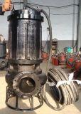 水库清淤排沙泵