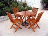 实木户外餐桌椅(AC-T8007-AC-8007)
