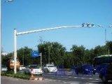 監控杆、小區監控、道路監控杆、電子警察杆