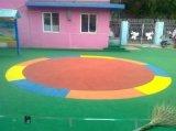 幼儿园塑胶跑道 幼儿园塑胶 幼儿园塑胶操场