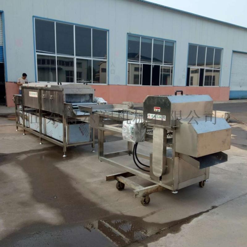 速凍玉米加工設備 玉米生產線 速凍玉米成套設備