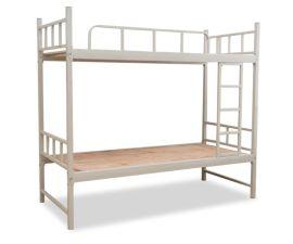 鐵牀雙層上下鋪牀鐵學生宿舍鐵架子牀簡約現代