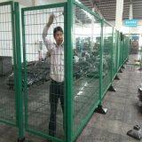 四川車間隔離護欄網框架隔斷網倉庫隔離鐵絲網隔離柵