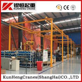 KBK型悬挂式组合起重机  电动葫芦