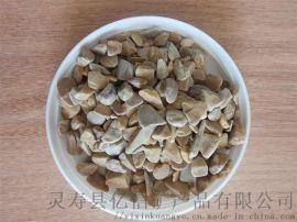 五彩卵石 天然色理石米 五彩石