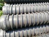 SN8国标HDPE缠绕增强管直销厂