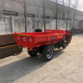 农用三轮车简易棚 改装真空助力刹柴油三轮车