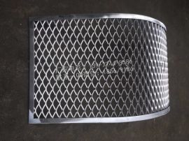 宏铝网板厂家销售铝护栏网,铝墙网板