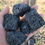 火山石黑色红色 本格厂家火山石作用