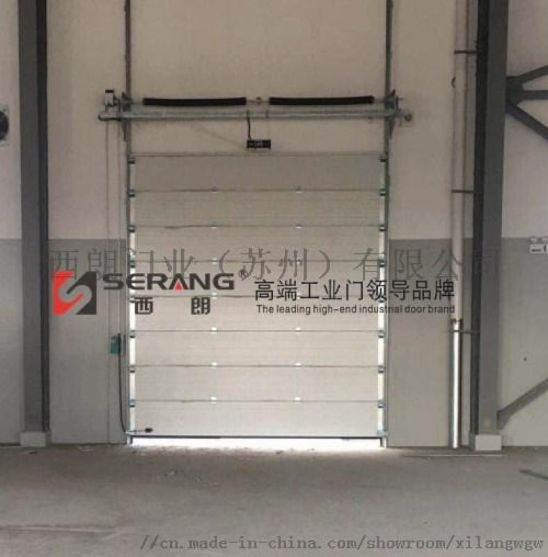 杭州電動滑升門、保溫提升門