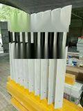 绿道标志桩特点 玻璃钢井盖警示桩 楼层标志桩