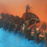 浩鴻尼龍滾刷式掃雪機手扶操作機身小巧防滑使用安全