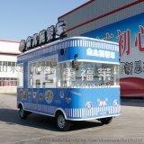 冰糖葫蘆小吃車廠家|惠福萊小吃車