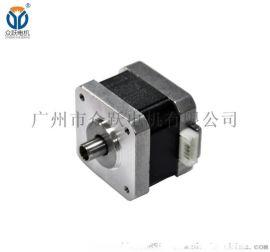 衆躍電機42BYG1607-11-13空心軸電機