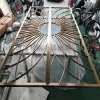 黑龍江不鏽鋼裝飾屏風 餐廳不鏽鋼裝飾花格