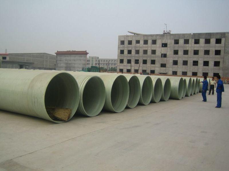 厂家生产化工玻璃钢夹砂管道阻燃