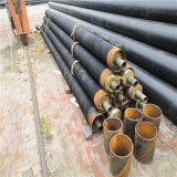 商洛 鑫龙日升 钢预制聚氨酯保温管DN1100/1120聚氨酯硬质泡沫保温钢管