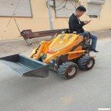 湖南迷你滑移装载机垃圾清运小铲车承载能力强