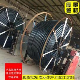 雄县hdpe硅芯管 40/33硅芯管,50/42硅芯管,高速公路穿缆用塑料管