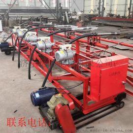 三滚轴加蛟龙一体机混凝土整平机路面摊铺机