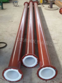 碳钢衬塑管道生产厂家