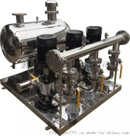 不锈钢泵CDLF16-50无负压变频给水设备