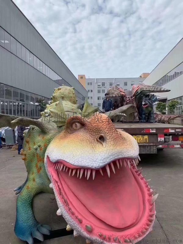 仿真恐龙模型出租出售仿真机械恐龙租赁恐龙展出租租赁