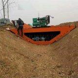 现浇渠道机U型槽衬砌机 供应预制混凝土水渠成型机