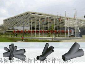 吴桥盈丰铸钢  专业生产重型钢结构铸钢节点