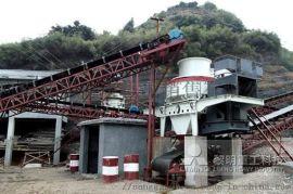 60t/h干法制砂生产线工艺流程及设备配置