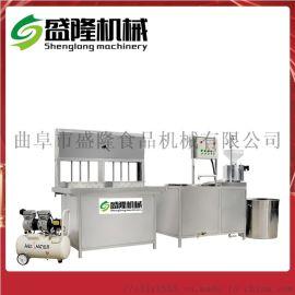 河北邢台豆腐机家用自动智能 **的花生豆腐机