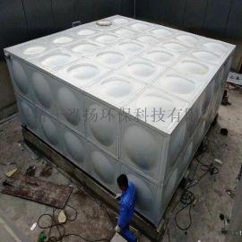 无锡不锈钢水箱厂 方形304不锈钢水箱加工