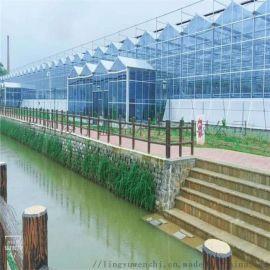 智慧連棟璃溫室 溫室制造