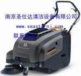 凱馳汽油驅動手推式掃地車KM 75/40 W P
