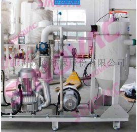 食品厂中央真空吸尘系统SINOVAC