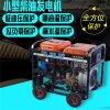 10KW小型柴油发电机保护装置