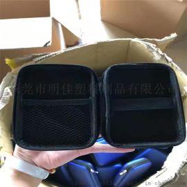 异形EVA海绵热压成型加工雕刻包装盒内衬