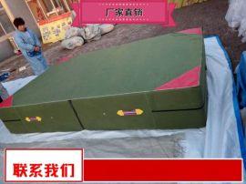 高弹海绵体操垫生产制造厂家 跳高防护垫子供货商