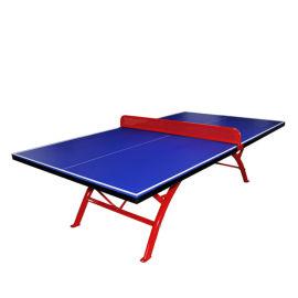 北京室外SMC乒乓球桌 小区广场红双喜乒乓球桌球台 室外SMC乒乓球台厂家