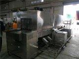 佛山佳和达,铝合金工件,压铸件,五金抛光件喷淋清洗烘干机除油除蜡